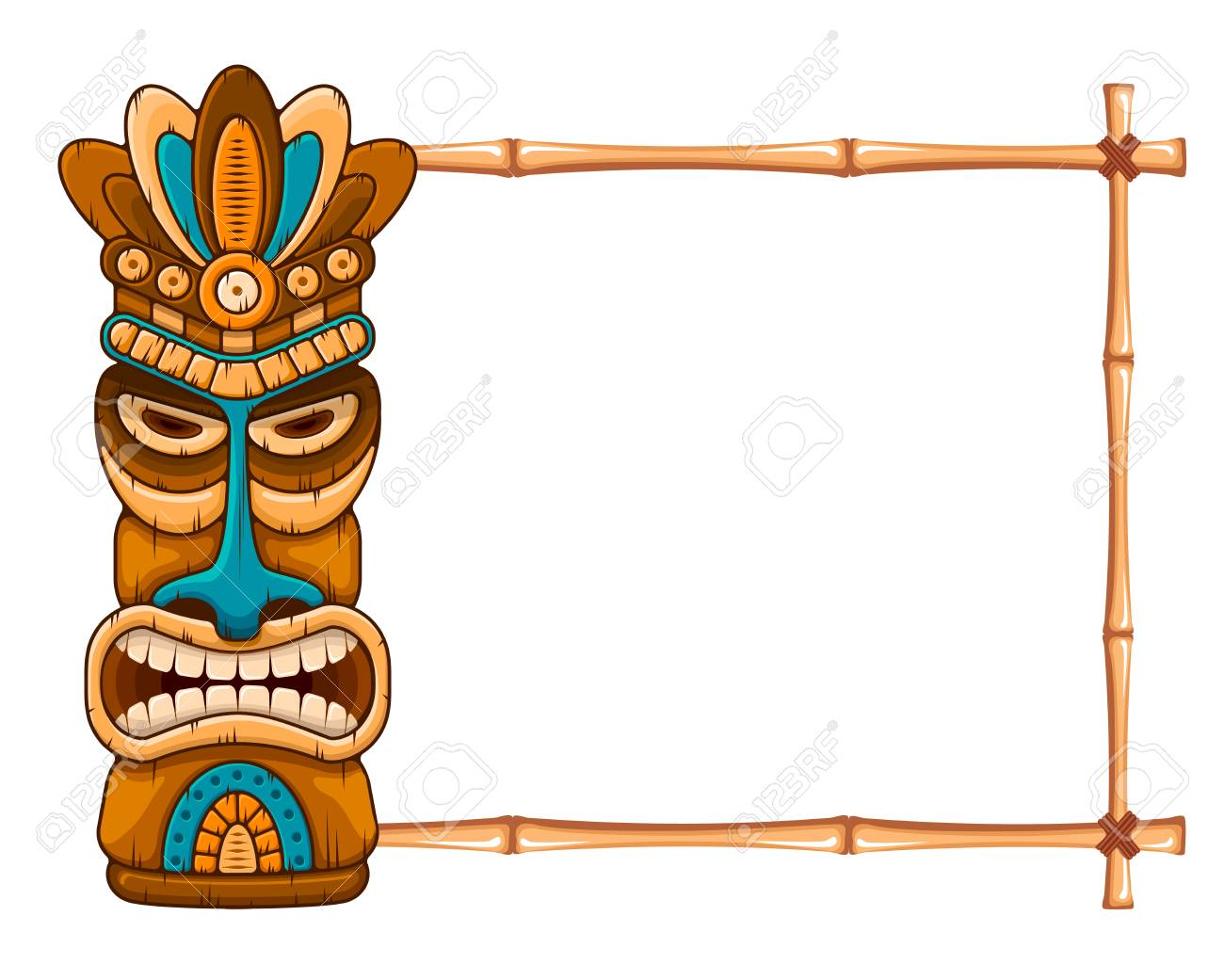 1300x1041 Tribal Frame Cliparts Free Download Clip Art