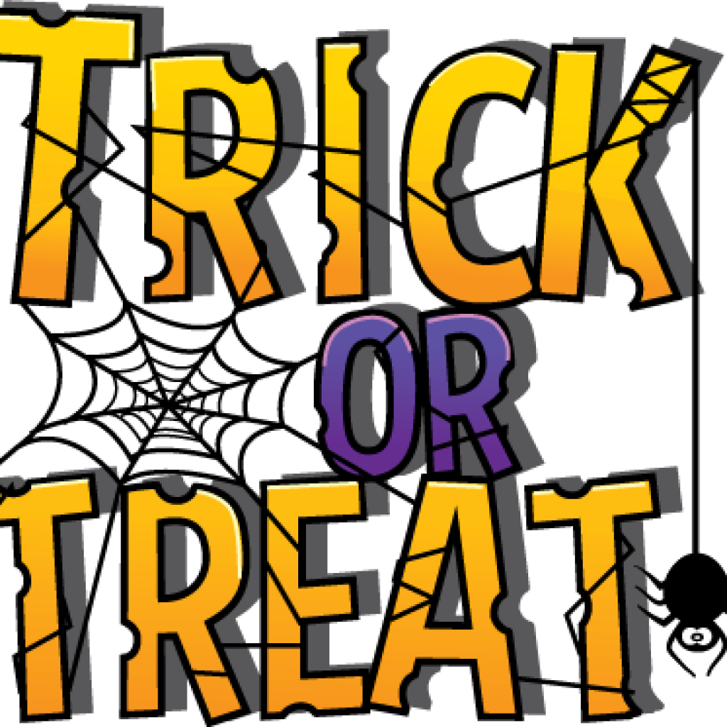 1024x1024 Trick Or Treat Clipart Fish Clipart
