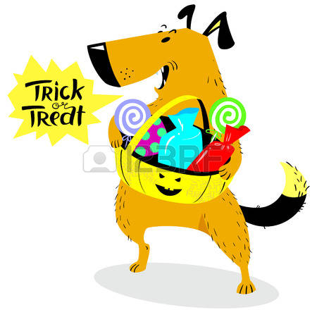 450x450 Trick Or Treat Clipart Pet