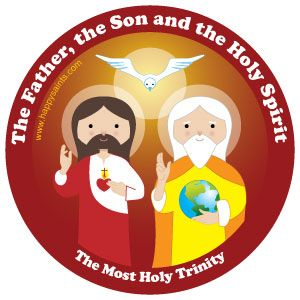 300x300 The Father, The Son, And The Holy Spirit =the Most Holy Trinity