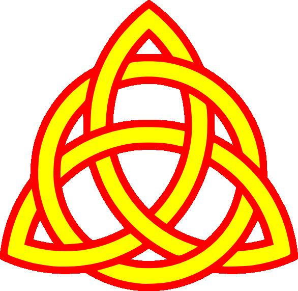 586x571 Trinity Symbol Clipart