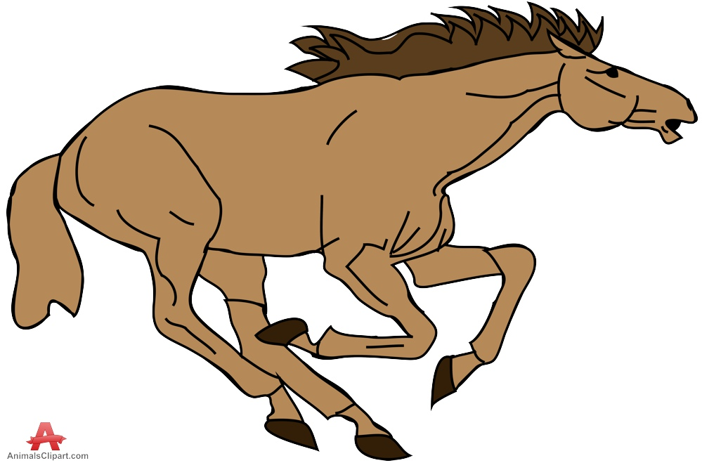 999x659 Running Horse Cliparts 101 Clip Art