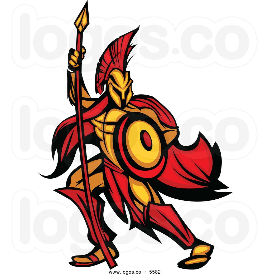 1024x1044 Trojan Clipart Warrior