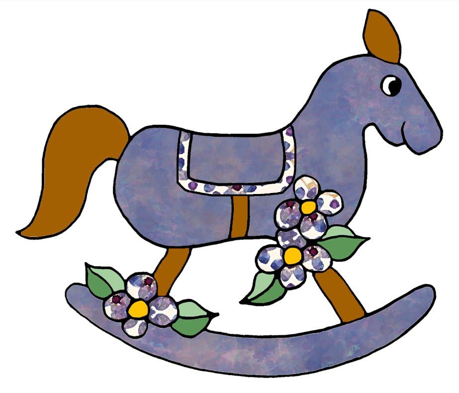 923x790 Wooden Horse Clipart