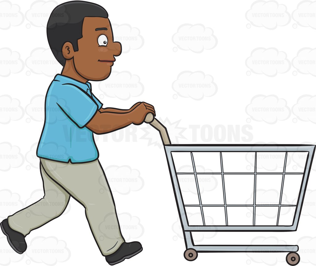 1024x864 Shopping Trolley Clipart Man Amp Shopping Trolley Clip Art Man