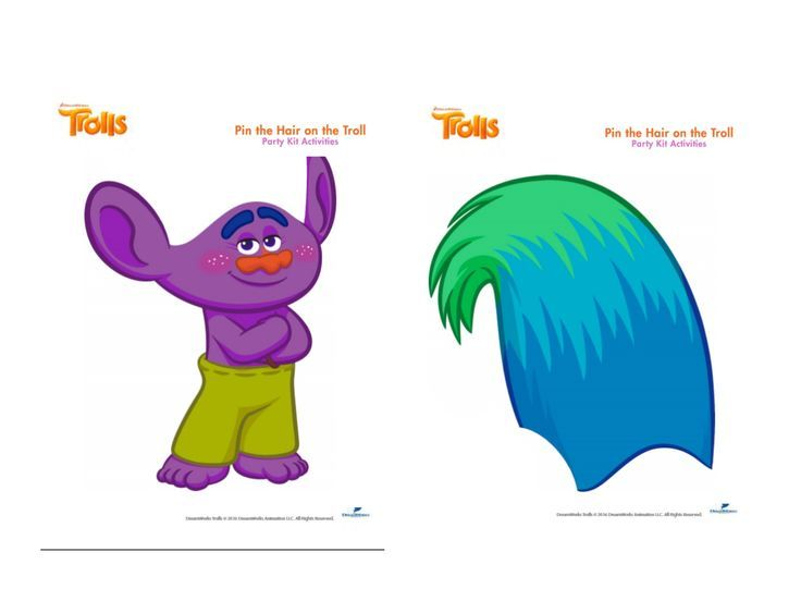 736x552 Everything You Need For A Trolls Party Troll Party, Trolls