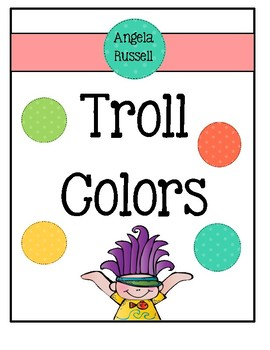 270x350 Troll Coloring Teaching Resources Teachers Pay Teachers