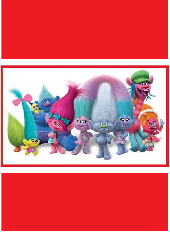 580x787 294 Best Trolls Printables Images On Troll Party, Free