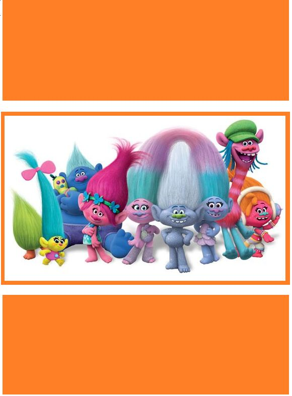 580x787 239 Best Trolls Images On Troll Party, Trolls Birthday