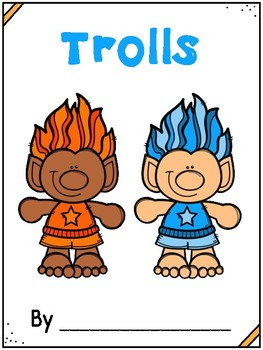 263x350 Coloring Trolls Teaching Resources Teachers Pay Teachers