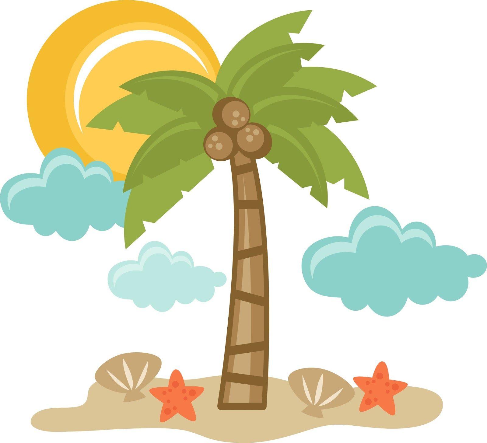 1600x1456 Tropical Summer Clip Art Clip Art