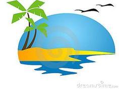 236x177 Tropical Beach Clip Art Inspiration Beach Clipart