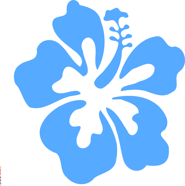 594x598 The Top 5 Best Blogs On Tropical Flower Clip Art Free