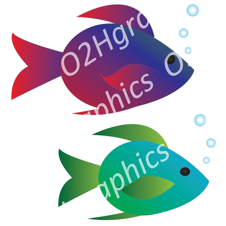 1500x1500 Tropical Fishes Clipart Clip Clip Art, Vector Clipart