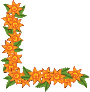 296x300 Flowers Clipart Image