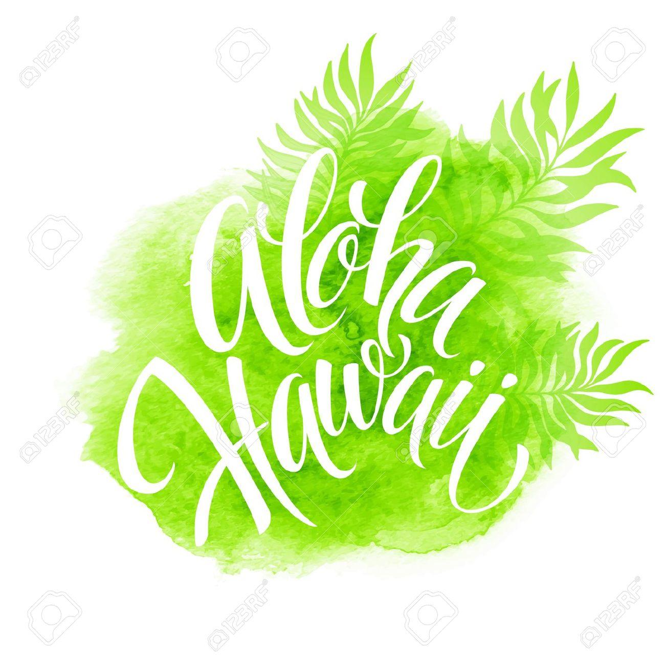 1300x1300 Leaves Clipart Hawaii