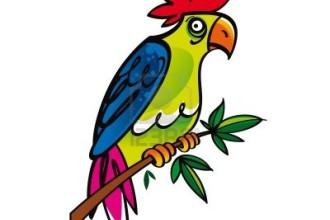 330x220 Poison Arrow Frog Clip Art 7 Rainforest Animals Clipart