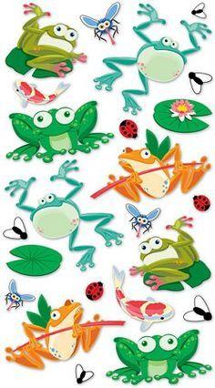 236x426 Tropical Rainforest Animals Digital Clip Art For Scrapbooking Card