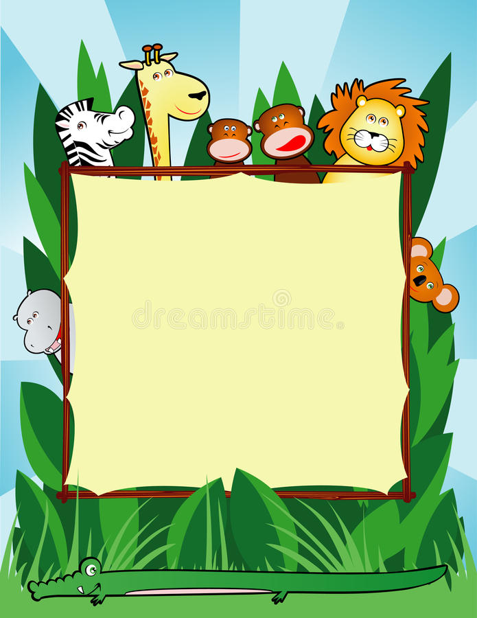 Tropical Rainforest Clipart