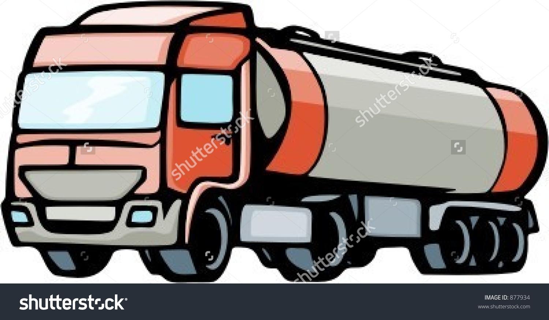 1500x876 Clip Art Tanker Truck Clip Art