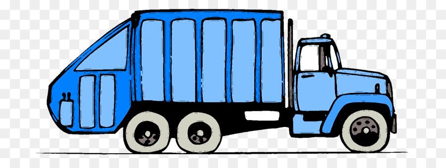 900x340 Pickup Truck Garbage Truck Waste Car Clip Art