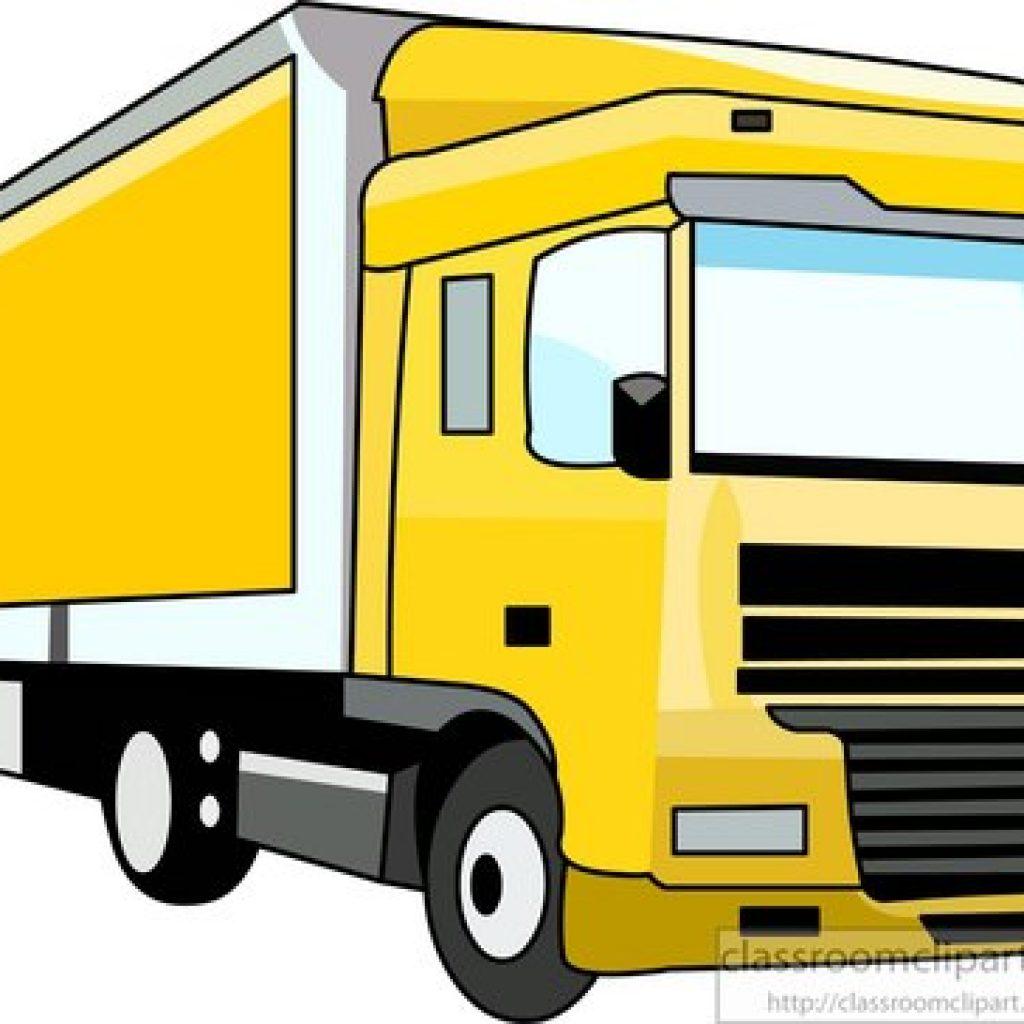 1024x1024 Truck Clipart Summer Clipart