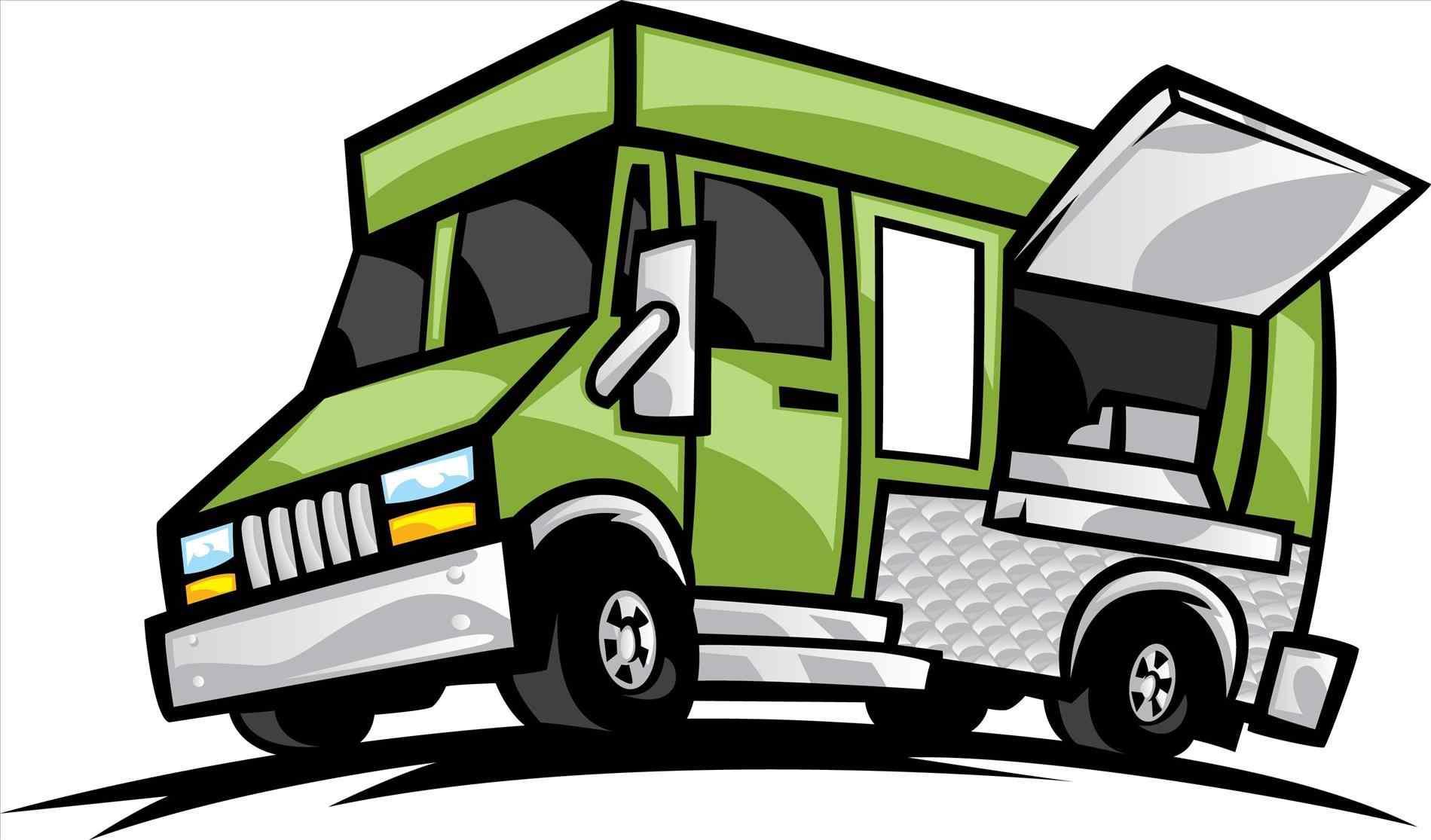 1899x1115 Food Trucks Clip Art