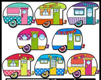 340x270 Camper Clipart Travel Trailer Free Collection Download And Share