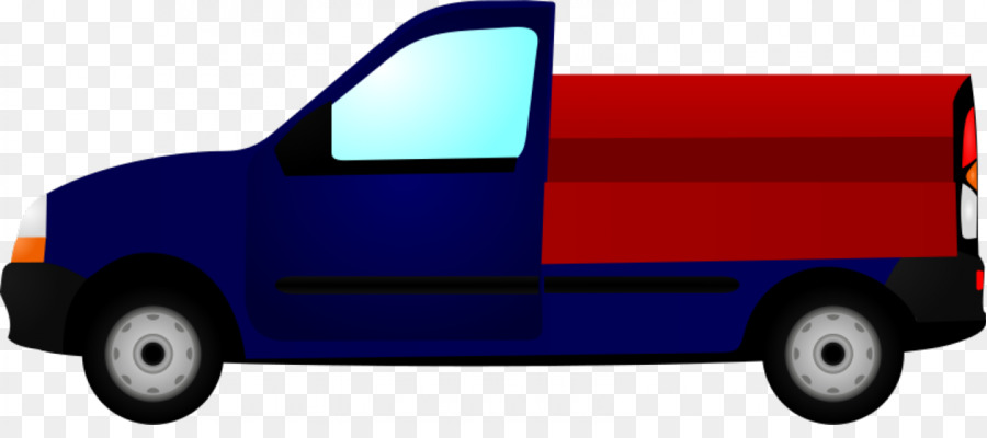 900x400 Pickup Truck Car Van Clip Art
