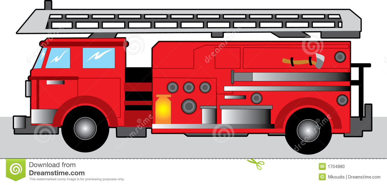 1300x623 Fire Truck Clip Art Kids Truck Parts Clipart