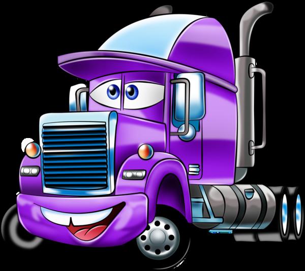 600x534 Clipart Truck Driver