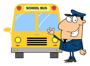 300x221 Free Bus Driver Clipart Image 0521 1101 1321 4404 Truck Clipart