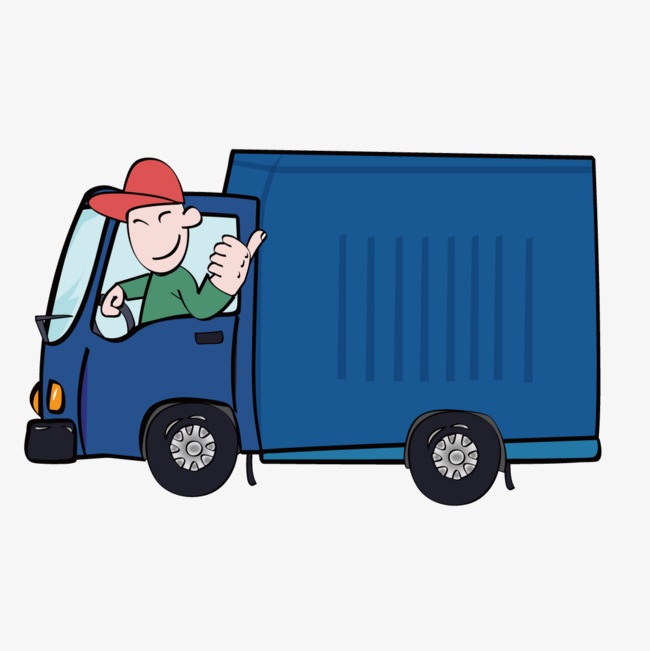 650x651 Truck Driver Png, Vectors, Psd, And Clipart For Free Download