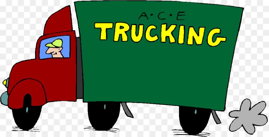 900x460 Truck Driver Driving Semi Trailer Truck Clip Art