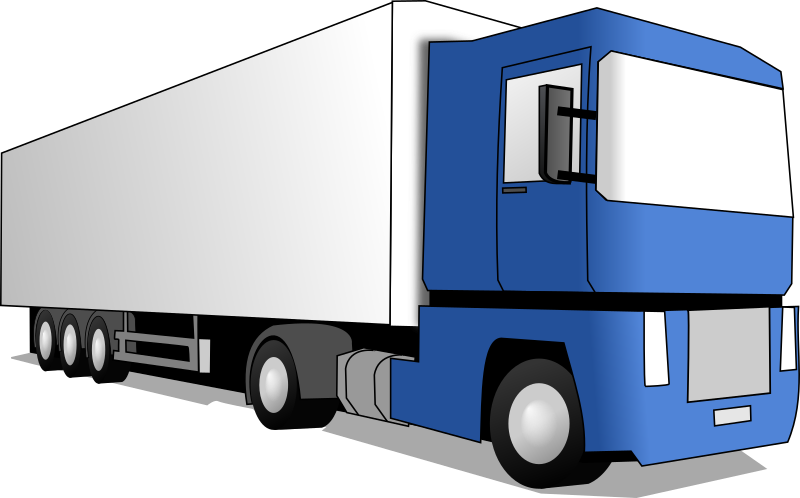 800x498 Trucking Clipart Free Collection