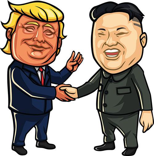 Trump Clipart