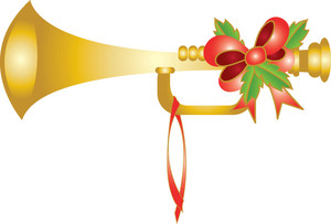 300x203 Free Free Horn Clip Art Image 0515 1012 0503 3024 Christmas Clipart