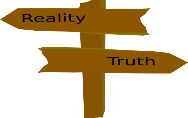 600x377 Reality And Truth Clip Art