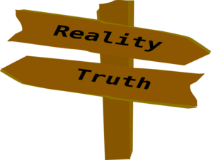 298x225 Reality Amp Truth Clip Art