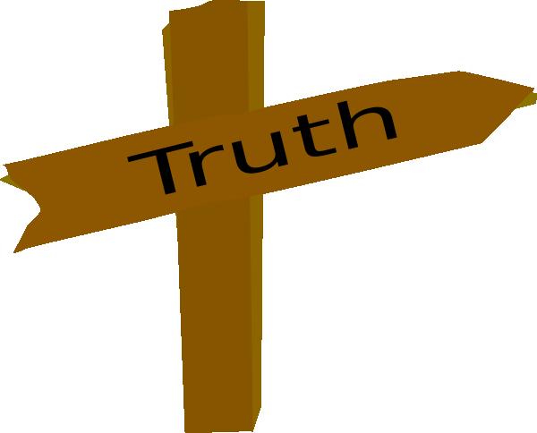 600x484 Truth Clip Art