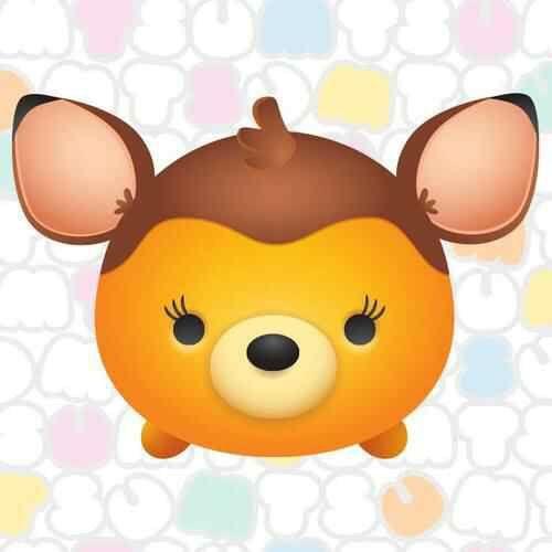 Tsum Tsum Clipart