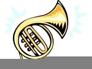 300x225 Free Clipart French Horn Free Images