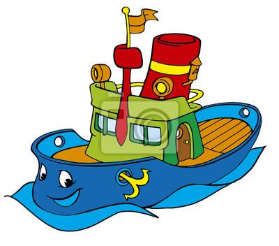 400x352 Sailing Boat Clipart