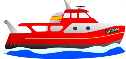 425x201 Trawler Clip Art Vector Clipart Panda