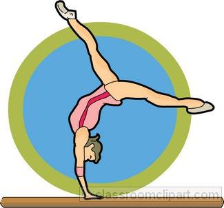 325x302 Gymnastics Clip Art Clipart Panda