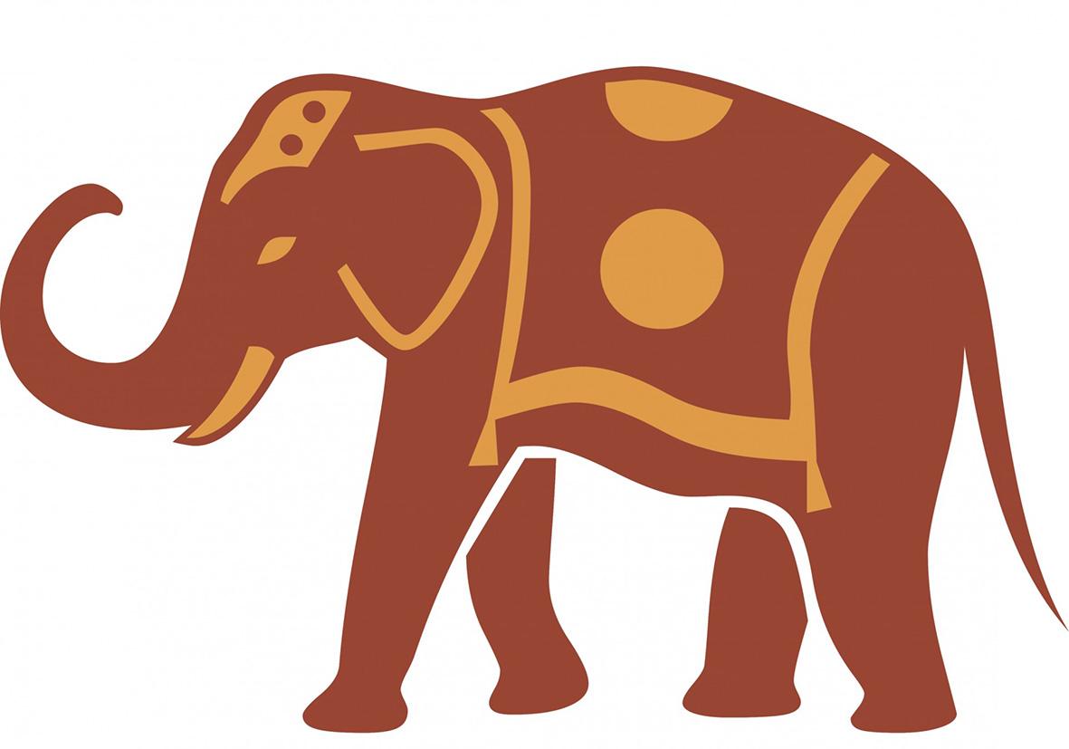 1181x827 Elephant Clip Art