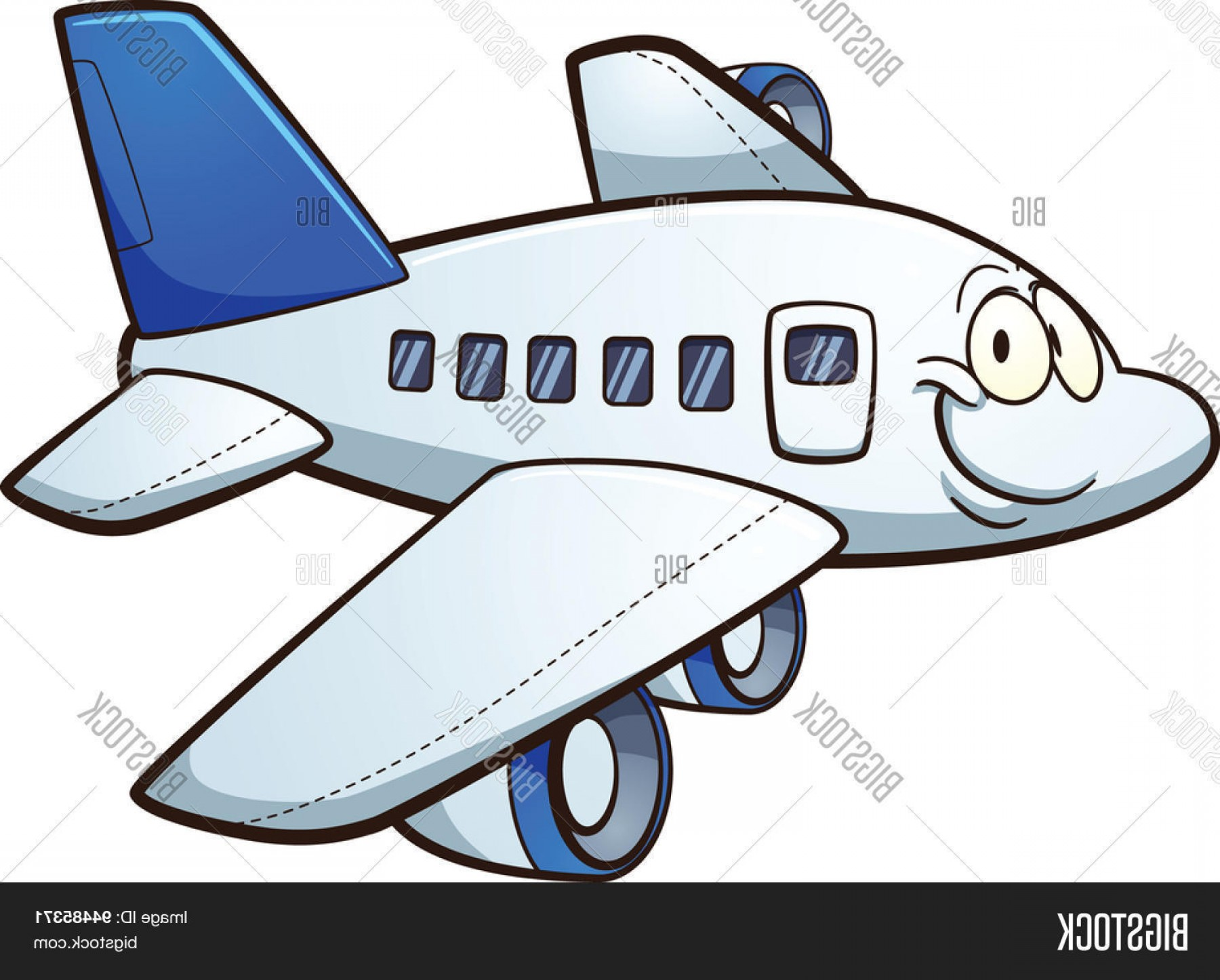 1800x1446 Airplane Vector Based Clip Art Geekchicpro