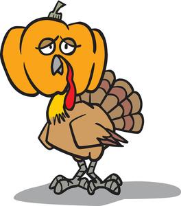 264x300 Free Turkey Clipart Image 0527 1303 2606 1516