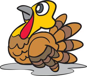 300x264 Free Turkey Clipart Image 0527 1304 1114 4530