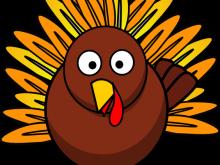 220x165 Large Turkey Clipart Turkey Body Clip Art